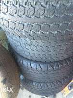 Good year wrangler tyres for sale