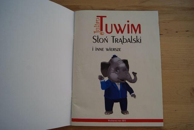 Nowa Książka Julian Tuwim Słoń Trąbalski I Inne Wiersze