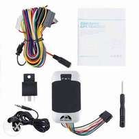 Real time tracking device +installation certificate with 1yr warranty