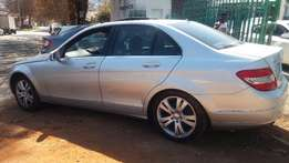 2011 Mercedes C180 with