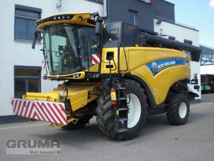 New Holland cx 8.70 - 2017