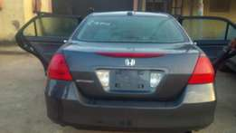 2007 honda accord tokunbo for sale