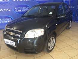 2006 Chevrolet Aveo 1.5Ls Automatic 117000kms R69,900.00 ref(avo)