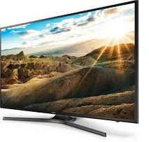 Wide clear range of view of the samsung 60 smart satellite led tv