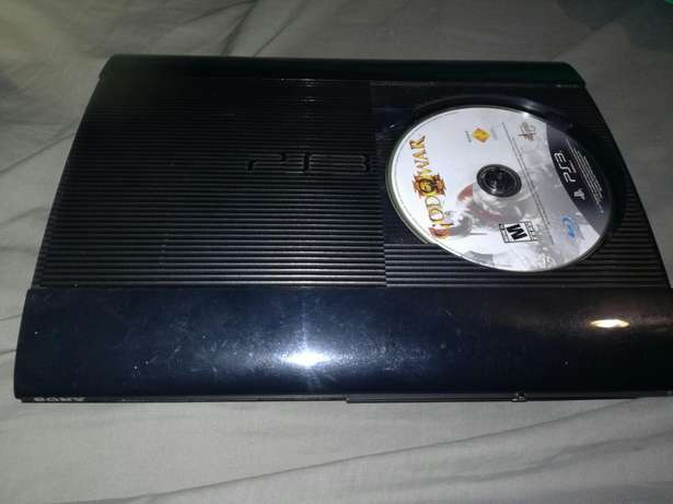 Ps3 slim 500gig +9 games and controller Uitenhage - image 1