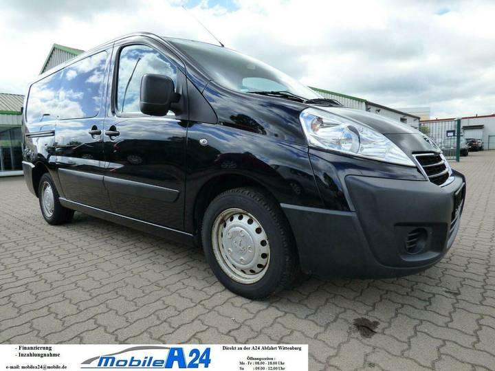 Peugeot Expert Kasten L2H1 Kasten Doppelkabine - 2012