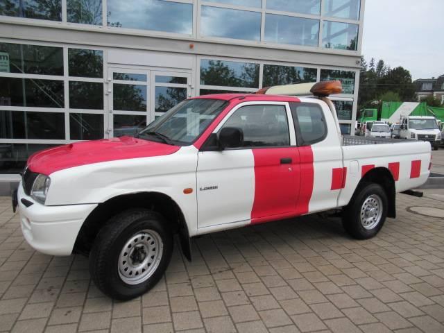 Mitsubishi L200 2.5TD Club Cab 4WD 4x4 - 1999
