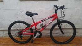 Imported Falcon Raptor Hybird MTB Ages +9