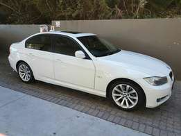 2010 BMW 320d Exclusive Step Tronic for Sale