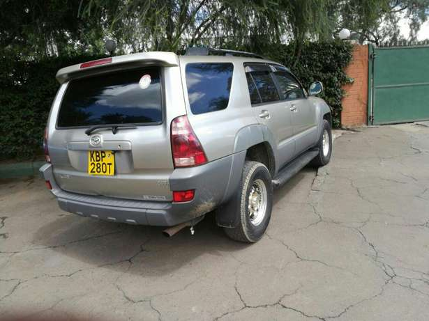 Toyota surf, 2004 model. Nakuru East - image 2