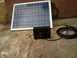 Complete Solar generator for sale