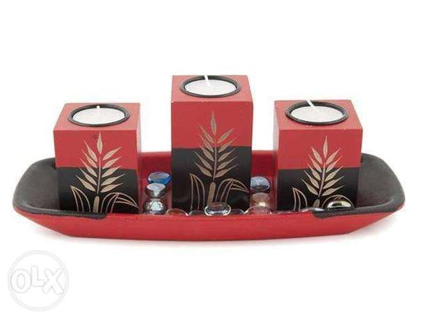 Authentic Candle Holder Greenfields - image 2