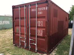 we sell and transport 12 and 6m containers all over the country