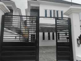 An Exquisite 4 Bedrooms Semi-Detached Terrace Duplex for Rent