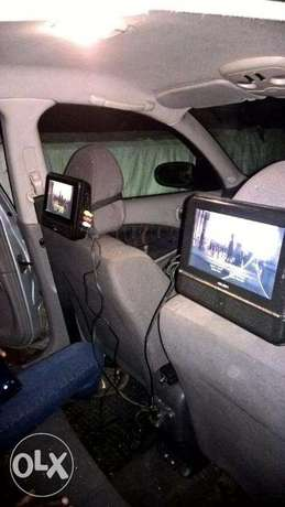 Detachable and universal head rest car DVD player Yaba - image 3