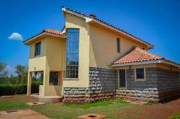 Brand new 4 brm house in a gated community for sale at 16m at Rimpa