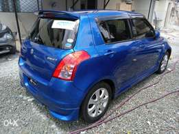 Suzuki Swift Blue colour KCP number 2010 model