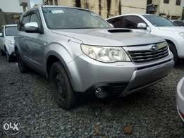 Grey Subaru Forester KCN Number