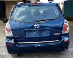 Toyota Corolla Verso Right Hand 2004 Toks Foreign