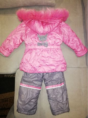 69fbe06e0d39 Архив  Зимний костюм на девочку  400 грн. - Одежда для девочек ...