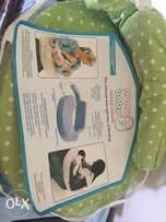 Nunu baby feeding pillow with back support