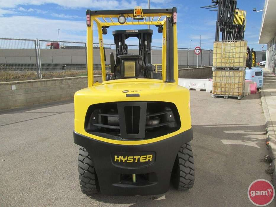 Hyster H5.0ft - 2018 - image 5