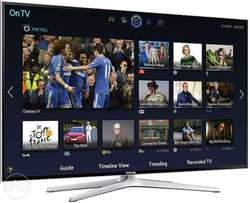 "Pay On Delivery - Samsung 55"" UE55H6400 Smart TV plus Warranty"
