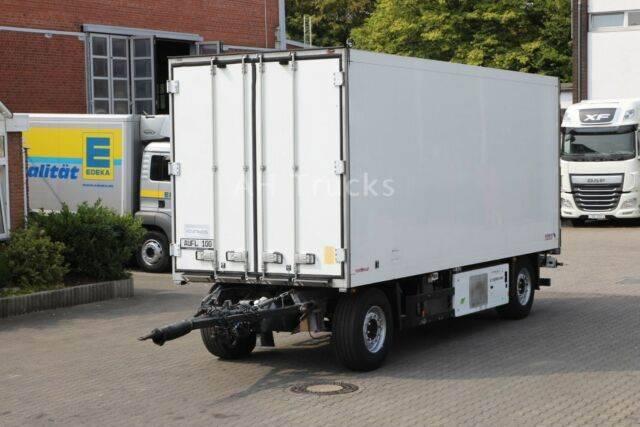 Schmitz Cargobull Thermoking Tk-1200 Spectrum Durchlade+tür+lbw - 2010