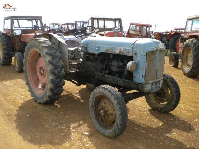 Ebro 48 mini tractor for parts