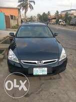 Sparkling 2007 Honda Accord Up 4Sale