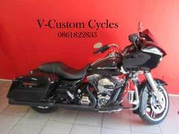 Almost Brand New Road Glide Price Has Been Reduced by R36 000.00!