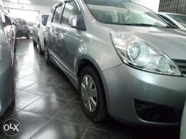 Nissan Note with body kit