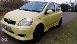 Toyota vitz 1000cc automatic gear 2003 model