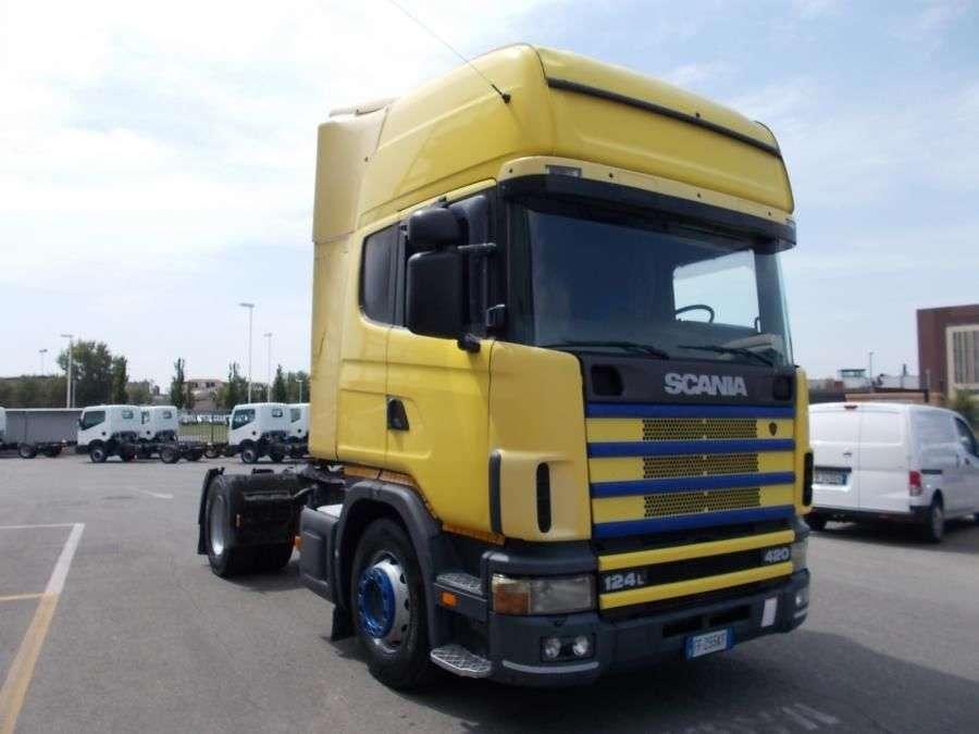 Scania R 124 La Na 420 - 2003