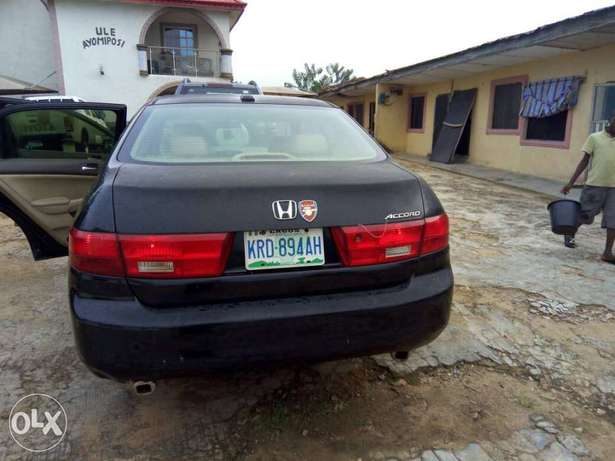 Honda accord discussion continue Ado Ekiti - image 4