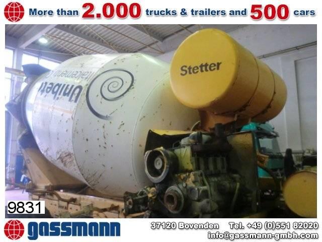 Deutz andere stetter am 7fh, 7m³, mit  seperat-motor - 1998