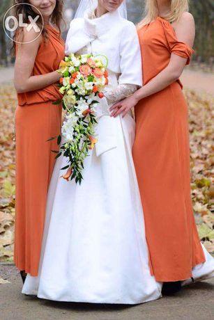 Сукні для дружок розмір S-M  500 грн. - Жіночий одяг Львів на Olx 8b7927e76063a