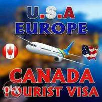 Direct Canada working Visa with no down payment