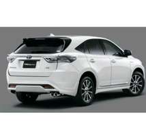 All models of toyota harrier