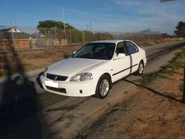 Very Good Condition Honda ballade New spec