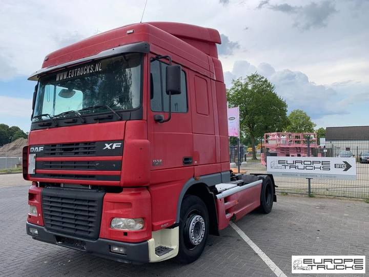 DAF XF95.480 Spacecab - Manual - Airco - 2004