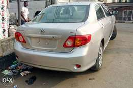Toks corolla 2010 direct