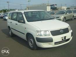 Toyota Succeed-1500CC Very clean, New tyres.KCP