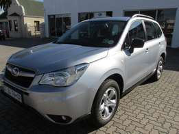 Forester 2.0 X 2016