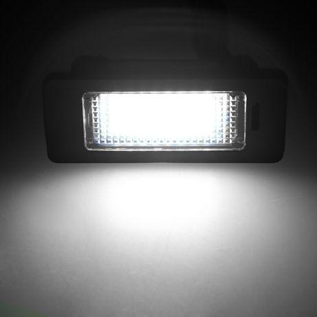 Volvo Led Oświetlenie Tablicy Rejestracyjnej V50 S80 V70 S40