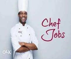 Chef needed for immediate employment