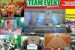 We offer Event Decoration for all kind of occassion