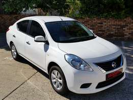 2014 Nissan Almera 1.5 Acenta Automatic available