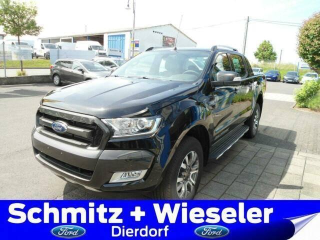 Ford Ranger DOKA 4x4 Wildtrak Autom./AHK/Rollo/Offroa - 2019
