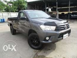 ToyotaHiluxSingleCab/2016/Ksh3,800,000/2800cc/Manual/Diesel/Leather4wd